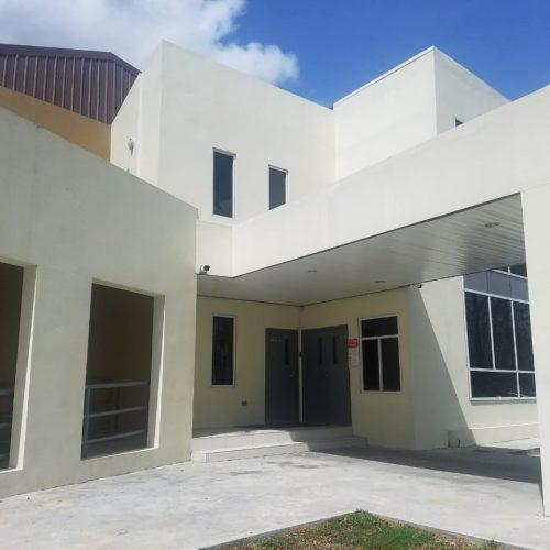 Regional Assessment Centre, Manahambre Road, Ste. Madeleine