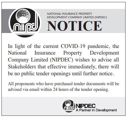 Important Notice - COVID-19