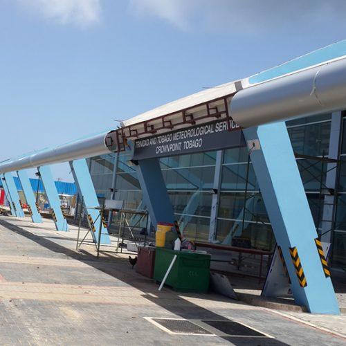 Tobago Meteorological Services Building